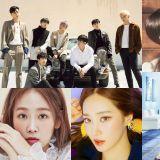 10月K-POP乐坛混战一触即发! 你期待谁的新歌呢?