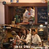 《尹食堂2》收視率破15%啦!迎來新菜單的同時 三號店提前預定~