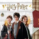 SPAO X 哈利波特联名款来了! 罗恩同款睡衣&透明斗篷毛毯,还有超可爱多比系列!