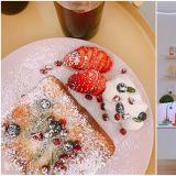 【延南洞cafe】新店報到~優雅系咖啡廳,從花香與咖啡香融合的早晨開始,待上一天也不成問題!