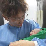 恭喜!「综艺大势」张圣圭成为两个孩子的爸~妻子顺利生下了第二胎