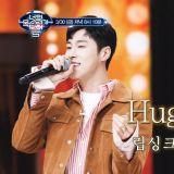 《看见你的声音》允浩&昌珉对嘴经典歌曲《HUG》感动只有一秒因为两人太搞笑