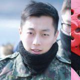 「軍中應援」HIGHLIGHT尹斗俊踢冰上足球,大方請戰友們吃零食!