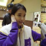 IU与IU Team玩「守护天使」...IU送上的礼物是「1小时警卫使用卷」后来还升级成「实现1个愿望」