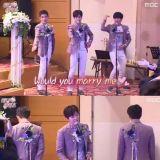 《无限挑战》Wedding Boys惊喜登场 狂热气氛如演唱会
