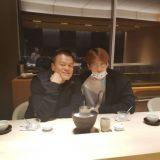 溫馨社長朴軫泳 請 Jun. K 吃飯「早日康復!」
