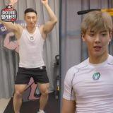 野兽偶像Shownu传授肌肉男们开场舞,「快速抖胸」的舞蹈动作让人看了好害羞啊~!