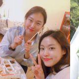 《不是你所知道的我》AOA雪炫首次在节目公开亲姐姐,颜值也很高啊!