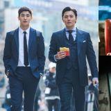 你也是「西裝控」嗎?近期的韓劇男主律師、副會長等職業都是西裝造型啊~!