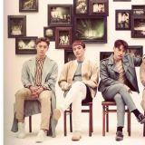 尚未合体威力依旧 2PM 精选辑夺日本 oricon 榜冠军!