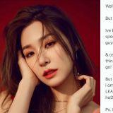 Tiffany獨立後首支個人單曲遭到意外洩露!