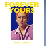 SHINee Key 新歌〈Forever Yours〉海外人气高 首周打歌行程出炉!