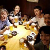 《經常請吃飯的漂亮姐姐》日本補償休假開啟! 丁海寅、孫藝珍合照&同坐過山車