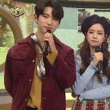 《人气歌谣》新任MC GOT7珍荣、BLACKPINK智秀、NCT道英 华丽申告式舞台公开