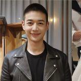 SHINee珉豪今日(15日)作为海军陆战队现役兵入伍:「别担心~必胜!」