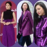 2018年度色Ultra Violet紫外光色要怎么穿才够潮?