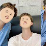 這是EXO的哪兩位成員?仗「顏」行凶,濾鏡換到認不出本尊XD