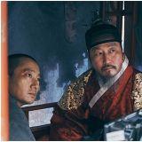 《王的文字》實力派演員宋康昊與朴海日    三度合作互讚對方