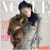 BlackPink Jennie與愛犬同登雜誌封面:感受到成為公眾人物的責任感
