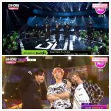 SS301《Show Champion》回歸舞台:動感演唱新舊曲