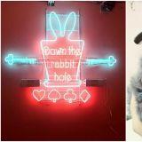 【弘大去哪裡】Healing~可以跟超萌小兔子親密接觸的療癒系咖啡廳!