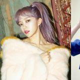 看EXID《덜덜덜》MV:為準備聖誕美瞳妝容跟Hani拿一下靈感!
