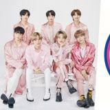 BTS防弹少年团确定与冰淇淋品牌BR合作 8月推出新品宣传影片+海报