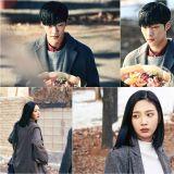 《偉大的誘惑者》禹棹奐、Joy初次拍攝現場照公開!下月12日迎來首播