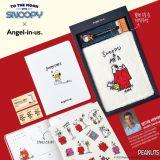 2020年的手帐你决定好要买哪家的吗?咖啡店Angel-in-us与Snoopy合作推出限定手帐