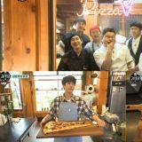 随著圭贤的登场...《姜食堂2》瞬间变成了《姜食堂3》!七颗龙珠终於到齐,期待「曹主厨」的Pizza!