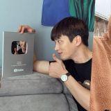 安普賢出演《梨泰院CLASS》後拿到Youtube「白銀創作者獎牌」