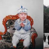 最紅愛豆綜藝新星曝光幼年照,第一眼就能認出是他!