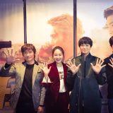 电影《Master》突破500万观影人次 姜栋元、金宇彬等主演公开认证照