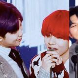 BTS防弹少年团V发言口误尴尬想逃 RM一把抱住还露出「老父亲」笑容