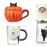 韩国Starbucks推出最新万圣节周边!黑猫、幽灵和小南瓜全都太可爱啦~