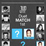 JYP娛樂4月推合唱企劃組合 Wonder Girls惠林搭檔誰?