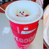 【韓國必喝】冬季限定:韓國星巴克推出《雪人拿鐵》