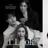 当少女时代和Wonder Girls站在一起!Tiffany & 宣美 & 吕珍九合拍黑白写真超有型~