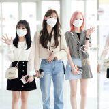 【有片】IZ*ONE今日正式解散!3名日籍成员机场挥别粉丝,仁美晒南韩驾照似乎藏著玄机