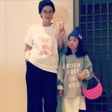 HARU、TABLO和姜惠貞久違的家族旅行