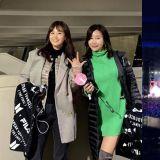 大前輩來啦!少女時代俞利Yuri去看了BTS防彈少年團的演唱會~