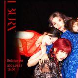(G)I-DLE 凭〈I burn〉横扫 iTunes 专辑榜 同时成为久违地征服单日榜的女团!