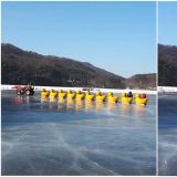 抱川冬季雪橇慶典:小鴨列車帶你賞雪去~