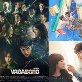 【KSD評分】由韓星網讀者評分!《浪客行VAGABOND》堅守一位 《意外發現的一天》、《請融化我吧》並列第二
