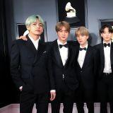 BTS防弹少年团出席Grammy Awards的服装将在Grammy博物馆展出