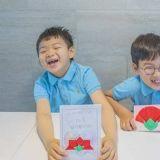 宋一國公開三胞胎近況:父母節的祝福