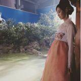 《步步惊心–丽》少女时代徐玄   后百济公主的中秋节问候