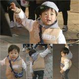 《超人回來了》昇材街頭隨水晶男孩的歌曲熱舞 吸引路人圍觀