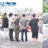 《SJ Returns》銀赫成為新兵小隊長的理由是...?和太妍、Tiffany進行了視訊通話!