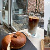 【合井Cafe】Bagel与咖啡的搭配:合井站的FOUR BASIC!
